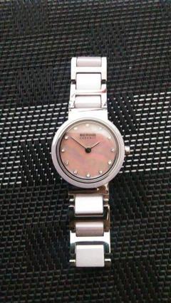 BERING  レディース  腕時計  稼働品