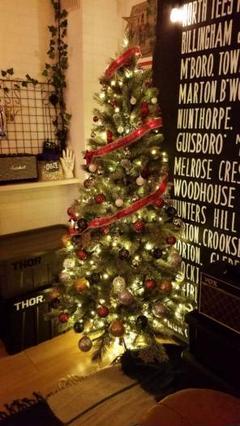 "Thumbnail of ""BAYFLOW  SNOWツリー  180cm  クリスマスツリー  セット"""