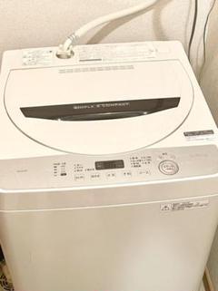"Thumbnail of ""SHARP ES-GE5B 縦型洗濯機"""