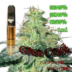 "Thumbnail of ""CBDリキッド CBN Green Crack 285"""