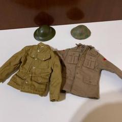 "Thumbnail of ""1/6 12インチ 衣装セット 第一次世界大戦 米軍 英軍"""