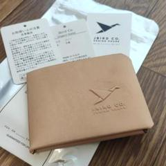 "Thumbnail of ""メンズ二つ折り財布 Jbird Co. Origami Wallet 未使用"""