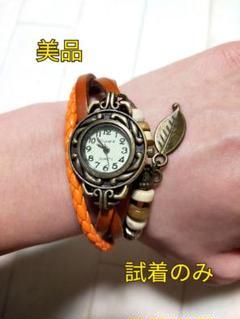 "Thumbnail of ""美品◆エスニック◆腕時計◆アンティーク"""