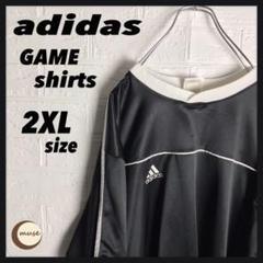 """Thumbnail of """"【フォロー割】adidas 3本ライン ゲームシャツ"""""""