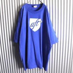 "Thumbnail of ""c1239 Tシャツ プリント  USA製   ブルー   古着"""