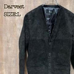 """Thumbnail of """"Darvest ダーベスト スエードジャケット ブラック"""""""