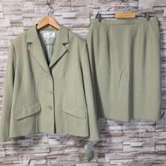 """Thumbnail of """"SAVIEM セットアップ スカートスーツ上下 大きいサイズ6L フォーマル"""""""
