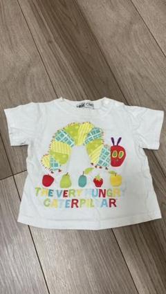 """Thumbnail of """"はらぺこあおむし 80cm 半袖Tシャツ"""""""