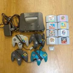 "Thumbnail of ""Nintendo 旧世代ゲーム機本体 NINTENDO 64"""
