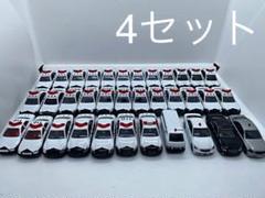 "Thumbnail of ""トミカ警察車両大量セット"""