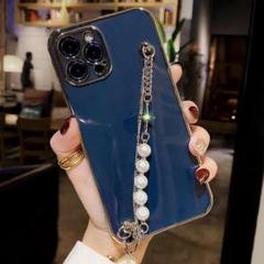 """Thumbnail of """"iPhone11 ケース       チェーン付き 透明"""""""