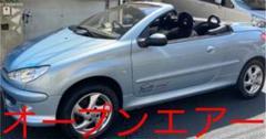"""Thumbnail of """"電動オープンカー トランスフォーム プジョー206cc"""""""