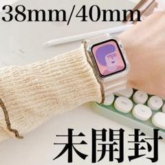 "Thumbnail of ""Apple Watch ベルト アップルウォッチ 透明 韓国雑貨 クリアバンド"""