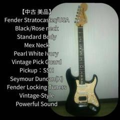 "Thumbnail of ""【美品】ケース付 Fender Stratocaster /USA"""