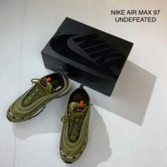 NIKE AIR MAX 97 UNDEFEATED ナイキ エアマックス