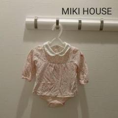 "Thumbnail of ""70 MIKI HOUSE ロンパース 小花柄 ワンピース"""