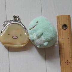 """Thumbnail of """"すみっコぐらし ミニコイン入れとぬいぐるみ"""""""