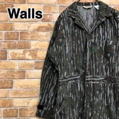 "Thumbnail of ""☆walls☆リアルツリー つなぎ オールインワン USA製 迷彩 カモ柄"""