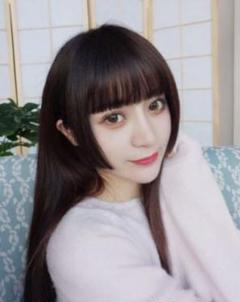 "Thumbnail of ""前髪エクステ 簡単 部分ウィッグ 前髪用 ぱっつん 姫カット 前髪ウィッグ 姫髪"""