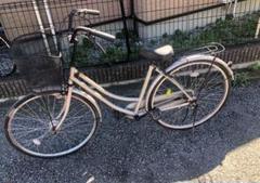 """Thumbnail of """"自転車 27インチ 変速ギア付き! オートライト ママチャリ"""""""