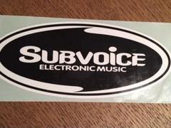 "Thumbnail of ""【激レア】【非売品】【Subvoice】ステッカー シール"""