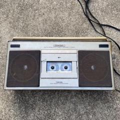"""Thumbnail of """"東芝 カセットデッキ ラジカセ ラジオカセットレコーダー RT-8000S"""""""