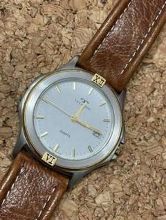 """Thumbnail of """"◆感謝価格◆TECHNOS◆ヴィンテージ◆テクノス メンズ腕時計◆"""""""