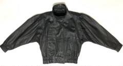 """Thumbnail of """"Vintage Dolman sleeve Lamb Leather JK"""""""