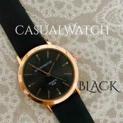 """Thumbnail of """"【ブラック】売れ筋商品 腕時計 レディース 腕時計 ウォッチ エレガント 黒"""""""