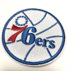 "Thumbnail of ""Philadelphia 76ers  ワッペン セブンティシクサーズ"""