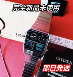 "Thumbnail of ""CITIZEN ANA-DIGI TEMP 復刻モデルJG2101-78E"""