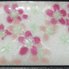 "Thumbnail of ""七宝焼 トレー"""