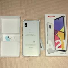 "Thumbnail of ""Galaxy A21 SC-42A docom ホワイト SIMフリー"""