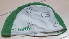 "Thumbnail of ""MIFFY ♥ ミッフィー スイムキャップ ベビー 水泳帽"""