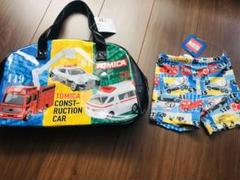 """Thumbnail of """"即完売激レア TOMICA トミカ 水着 + バッグ 水泳バッグ プールバッグ"""""""