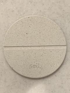 """Thumbnail of """"soil アクタス ひる石コースター"""""""
