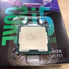 "Thumbnail of ""インテル Core i5-9600K 中古"""