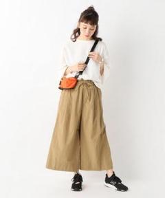"Thumbnail of ""JOURNAL STANDARD☆ミリタリークロスクロップドワイドパンツ☆新品"""