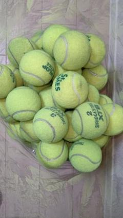 "Thumbnail of ""☆テニスボール☆50球☆テニスや野球の練習に!"""