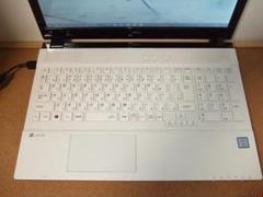 """Thumbnail of """"NEC LAVIEnote PC-NS600GAW Corei7-7500U"""""""