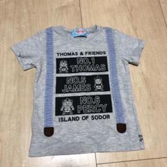 "Thumbnail of ""トーマス Tシャツ100"""