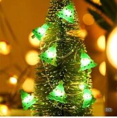 "Thumbnail of ""新品☆クリスマスライト☆LEDイルミネーション☆もみの木☆サンタクロースライト"""
