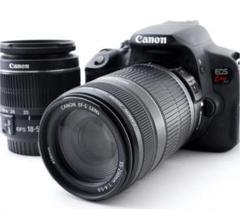 美品 Canon EOS Kiss X6i ダブルレンズキット 初心者入門