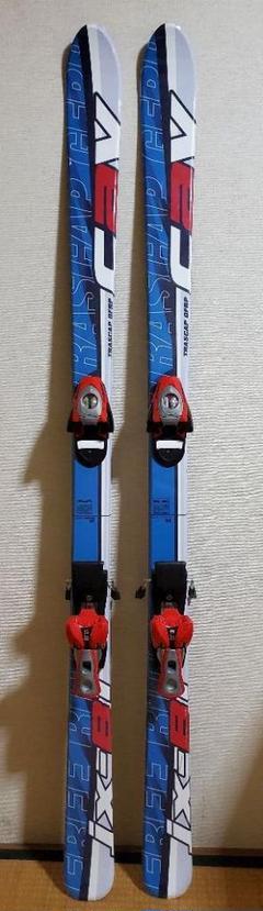 """Thumbnail of """"TRASCAP GFRP スキー 板 148cm"""""""