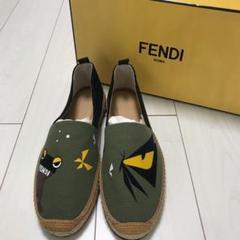 "Thumbnail of ""FENDI ローファー スリッポン"""