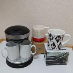 "Thumbnail of ""recolte/コーヒーメーカーKAFFE DUO & SUBARU マグカップ"""