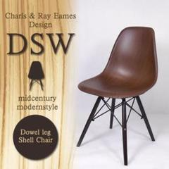 """Thumbnail of """"イームズ ダイニングチェア 【1脚 単品】 DSW リプロダクト 9001木目"""""""