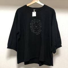 """Thumbnail of """"10/3まで!emago/ハリネズミ刺繍BIGロンT 長袖"""""""