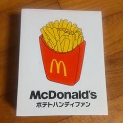 "Thumbnail of ""マクドナルド ポテトハンディファン 新品"""