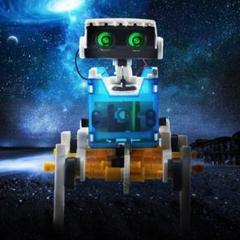 "Thumbnail of ""【子供の好奇心を育てる✨】 ソーラーロボットキット 13種類ロボット 知育"""